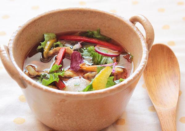 10品目野菜の和風カレースープ 画像