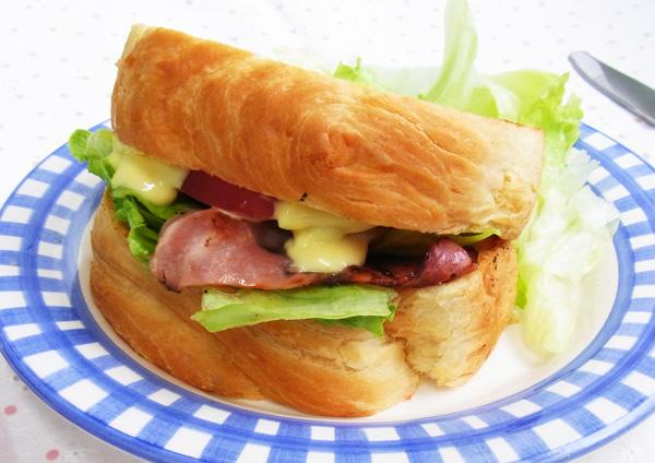 BLTサンドイッチの画像 p1_1