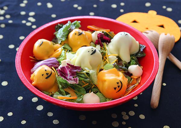 ジャックミートボールのサラダ 画像