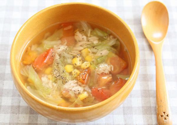 Img lettuce tuna corn easy soup l